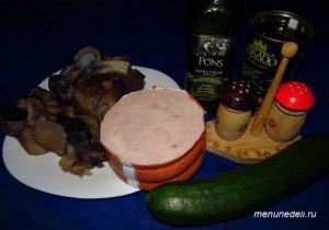 Продукты для салата греческого салата по белорусски