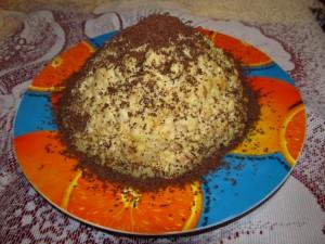 Торт муравейник из советского детства