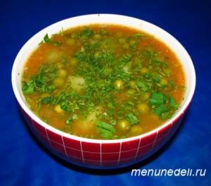 Чечевичная похлебка  - рецепт с пошаговыми фото