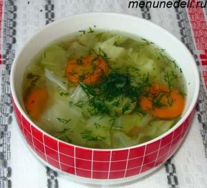 Суп с маринованными огурцами