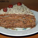 Торт Добош рецепт