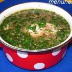 Фото супа харчо из курицы