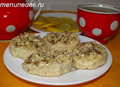 Как приготовить постное печенье