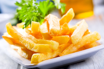 Как жарить картошку - рецепт с фото и хитростями