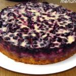 Как приготовить пирог из голубики