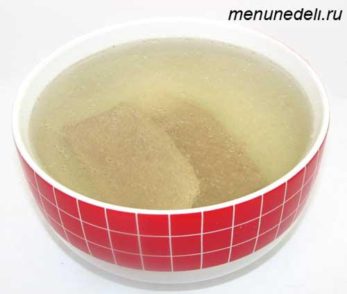 Как варить и замораживать мясной бульон