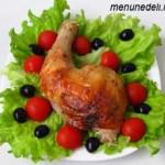 Как приготовить курицу на банке с пивом