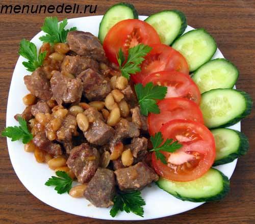 Рецепт китайской кухни свинина с орехами и имбирем