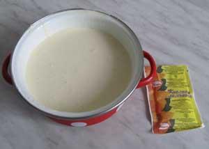 Ингредиенты для домашнего маскарпоне своими руками