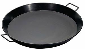 Сковородка для паэльи с выпуклым дном