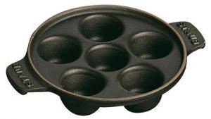 Сковородка для улиток или Эскарготьерка для жаренья улиток