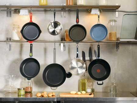 Как выбрать сковородку: материалы и покрытия