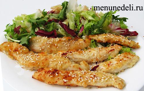 Что приготовить из куриного филе просто и вкусно