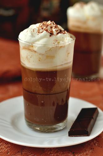 Кофейный десерт «Бичерин»