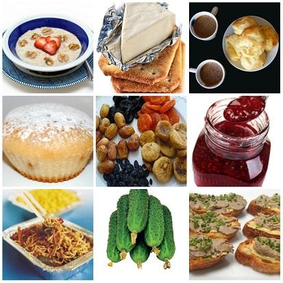 блюда в дорогу рецепты с фото