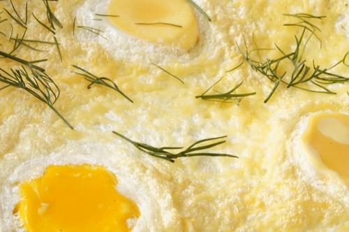 Как приготовить омлет аристократический с сыром