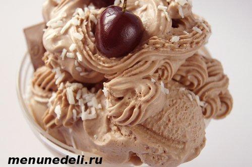 Как быстро сделать мороженое в домашних условиях