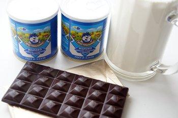 Ингредиенты для приготовления мороженого в домашних условиях