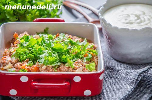 Как приготовить соусы для лазаньи - суго и бешамель