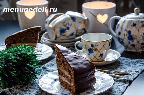 Классический рецепт торта