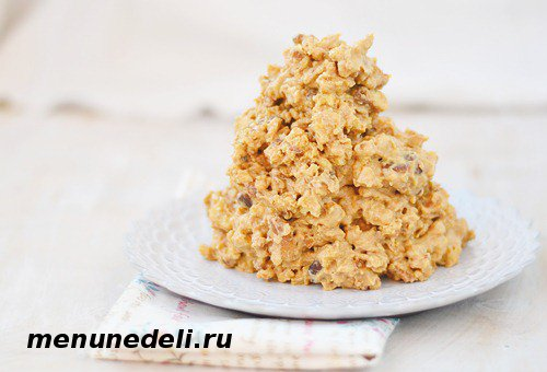 Классический торт Муравейник со сгущенкой