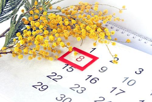 Меню на 8 марта. Готовим для любимых женщин!
