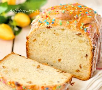 Как приготовить кулич в хлебопечке