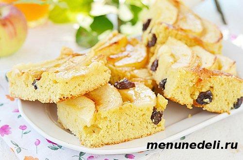 Сдобное тесто для кексов и пирогов