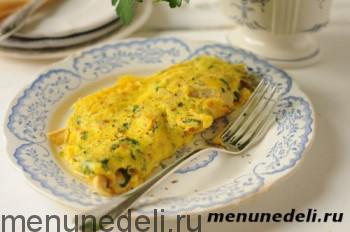 recept-omleta-s-kuricej-i-zelenju
