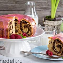 Итальянский праздничный пирог