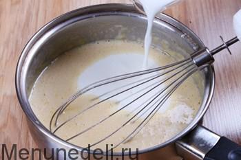 Торт Наполеон творожный - рецепт пошаговый с фото