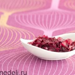 Французский соус к мясу с луком шалот
