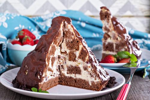 Рецепт торта Санчо Панчо