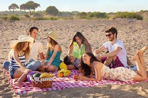 piknik na pljazhe