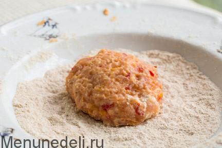 рецепт котлет с индейки с сыром в духовке