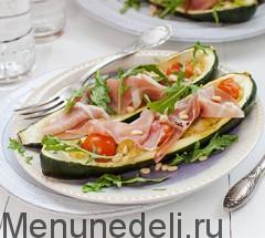Main foto dlia kabachkov, zapechennih s pomidorami