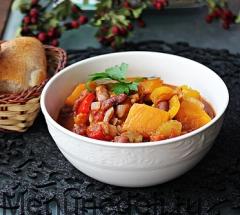Ovoshhnoe chili s tykvoj i fasol'ju (3)