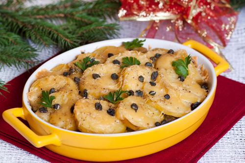 Картофель по-брабантски — подробное описание рецепта и фото