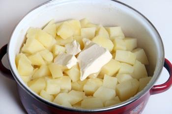 Картофельные крокеты - рецепт с пошаговыми фото