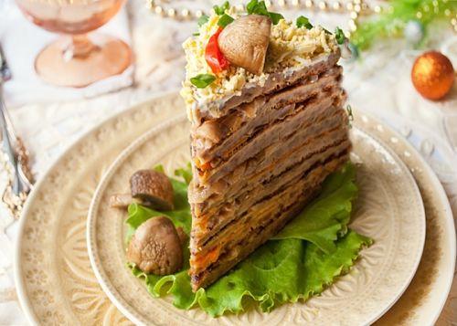 Как приготовить печеночный торт – проверенный рецепт с фото