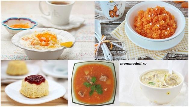 безглютеновая диета для детей меню на неделю рецепты