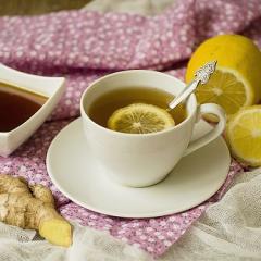 Имбирный чай - три варианта