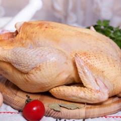 Как заморозить курицу