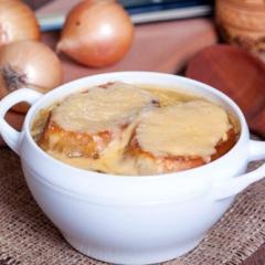 Луковый суп - классический рецепт