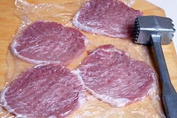 Мясные пальчики с черносливом - рецепт с пошаговыми фото