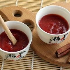 Китайский кисло-сладкий соус из слив