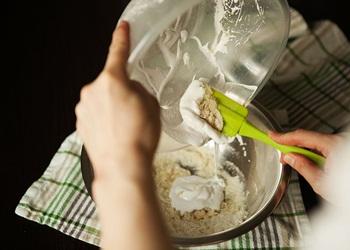 Как делать макароны пирожные