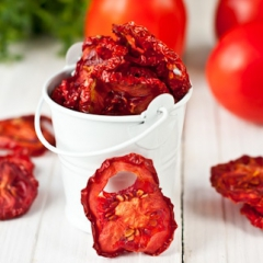 Как сушить томаты в электросушилке