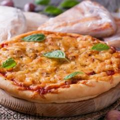 Как заморозить пиццу