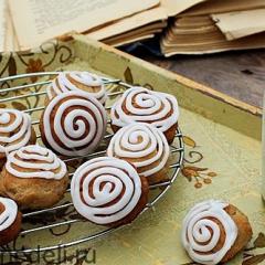Печенье из варенья - постная выпечка
